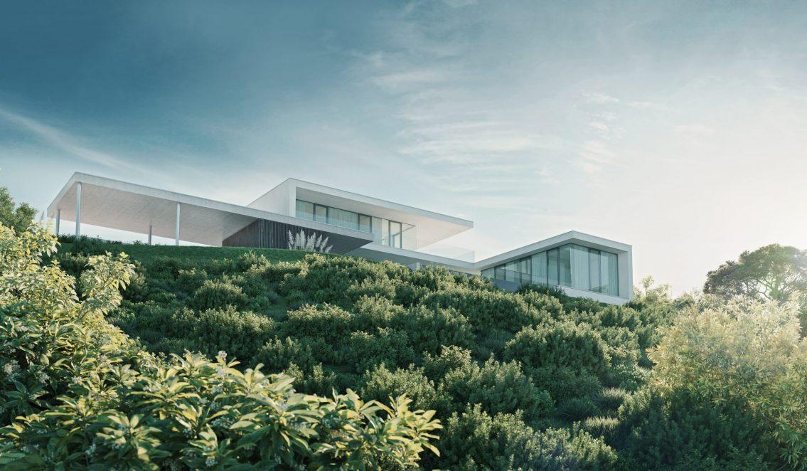 Architektur Einfamilienhaus Graz